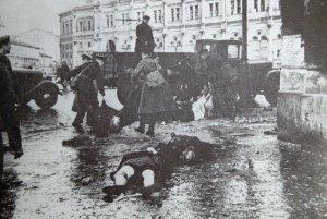 Une partie des civils morts de Leningrad